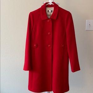 J.Crew Petite Lady Coat with Thinsulate P10 EUC